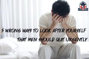 5 วิธีดูแลตัวเองแบบผิดๆ ที่คุณผู้ชายควรเลิกด่วน แฟชั่นผู้ชาย ครีมผู้ชาย น้ำหอมผู้ชาย อาหารเสริมผู้ชาย