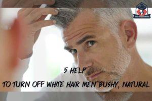 5 ตัวช่วยปิดผมขาวผู้ชาย ให้ผมสวย ดกดำเป็นธรรมชาติ. แฟชั่นผู้ชาย ครีมผู้ชาย น้ำหอมผู้ชาย อาหารเสริมผู้ชาย